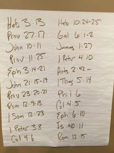 Shepherding Scriptures