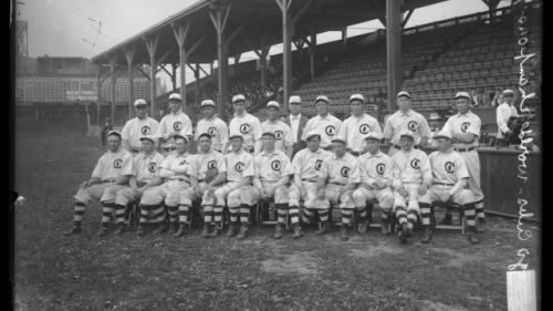 1908 Chicago Cubs